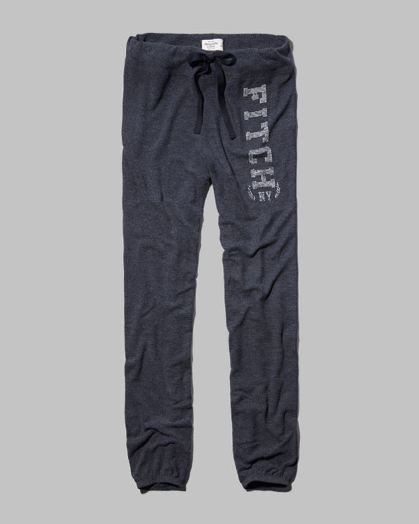 A&F Drapey Banded Sweatpants A&F Drapey Banded Sweatpants
