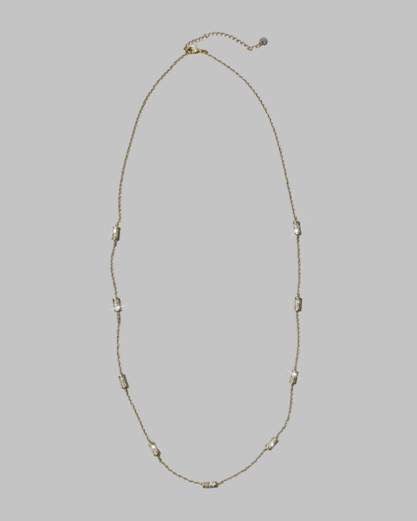 Womens Shine Strand Necklace