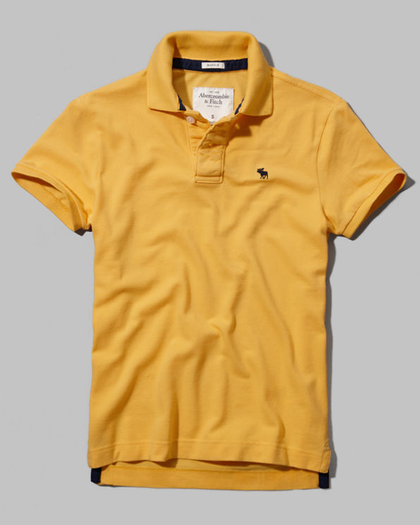 Mens Upper Hudson Polo