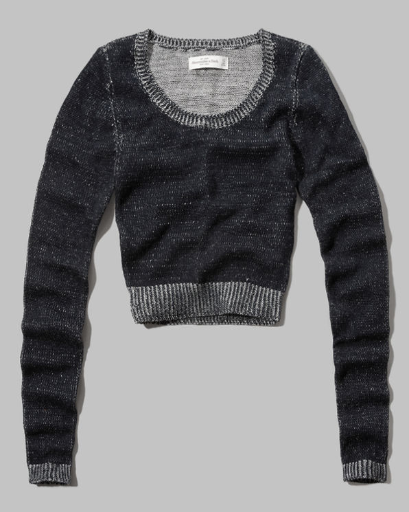 ANF Alexis Cropped Sweater