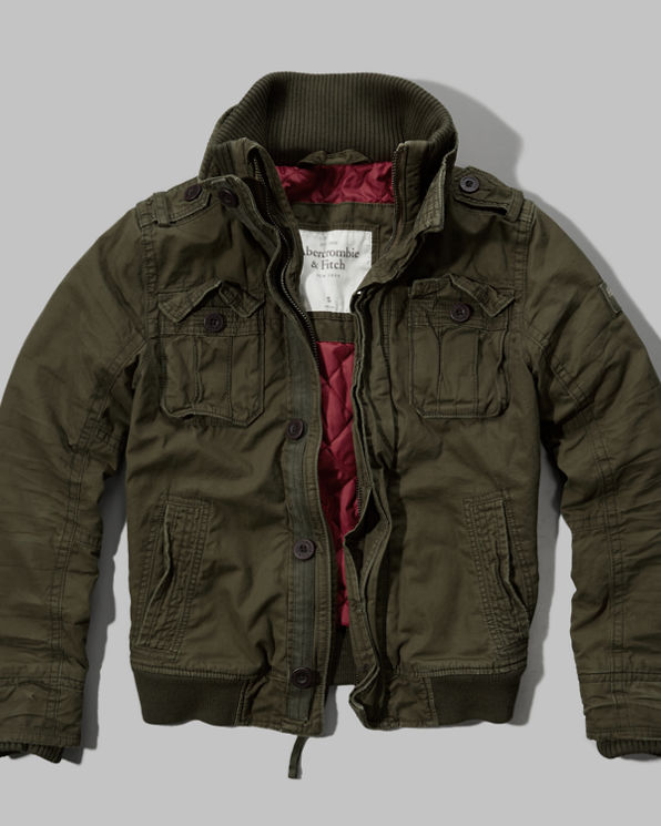 ANF Moody Pond Jacket