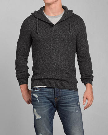 ANF Palmer Brook Hooded Sweater