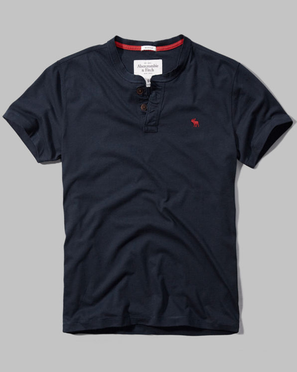 ANF Emmons Mountain Henley