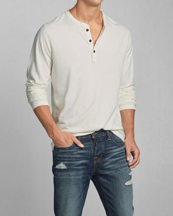 ANF Mason Mountain Henley