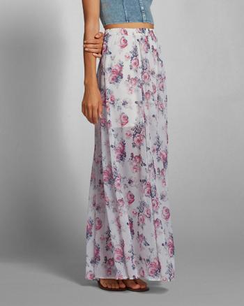 ANF Cindy Maxi Skirt