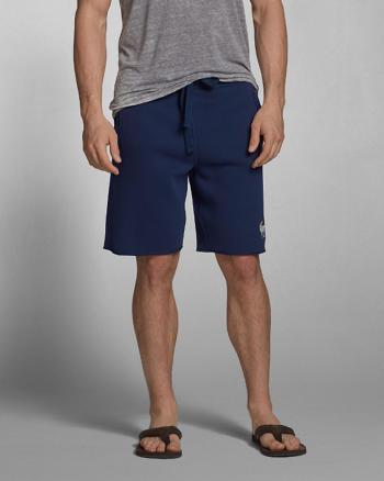 ANF A&F Fleece Shorts