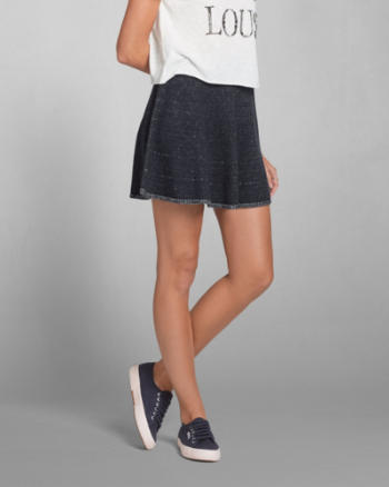 Womens Vanessa Skater Skirt