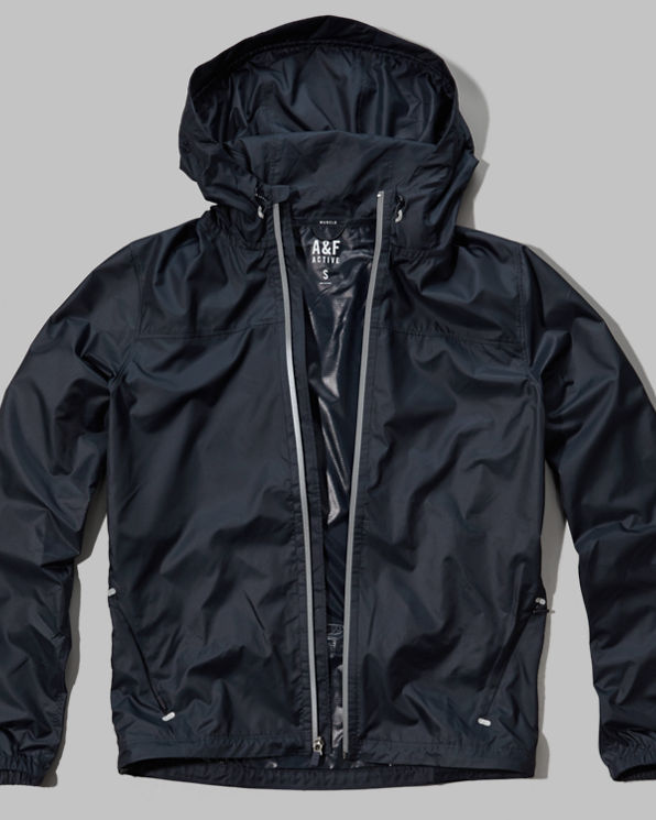 A&F Active Packable Jacket A&F Active Packable Jacket