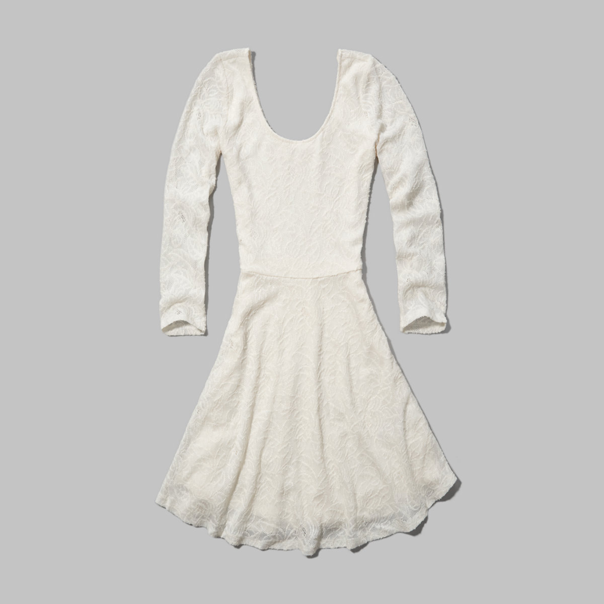 Brieann Lace Skater Dress