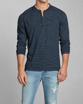 ANF Redfield Mountain Henley