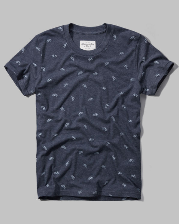 Mens Ausable River Tee