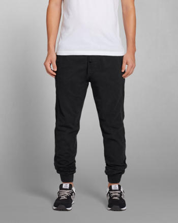 ANF A&F Jogger Chinos