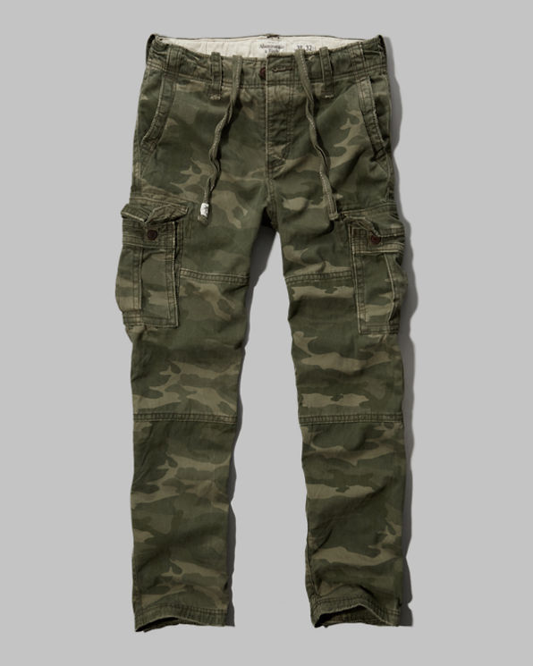 ANF A&F Cargo Chinos