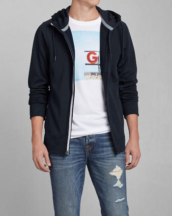 ANF A&F Active Jacket