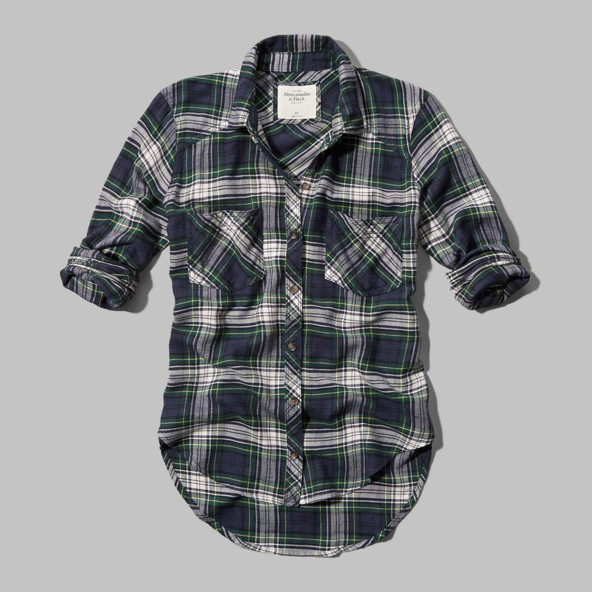 Benni Flannel Shirt