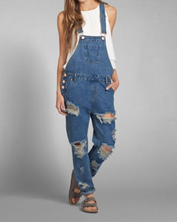 Womens One Teaspoon Awesome Overall