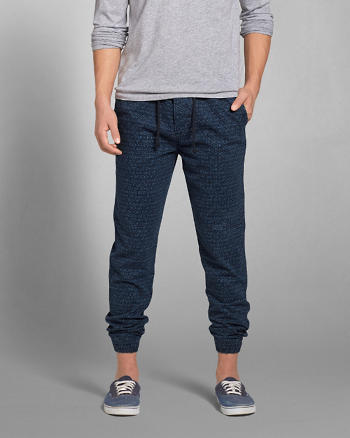 ANF A&F Joggers