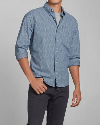 Mens Upper Hudson Shirt