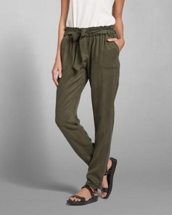 Womens Andrea Drapey Pants