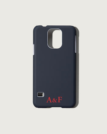 Mens Navy Phone Case
