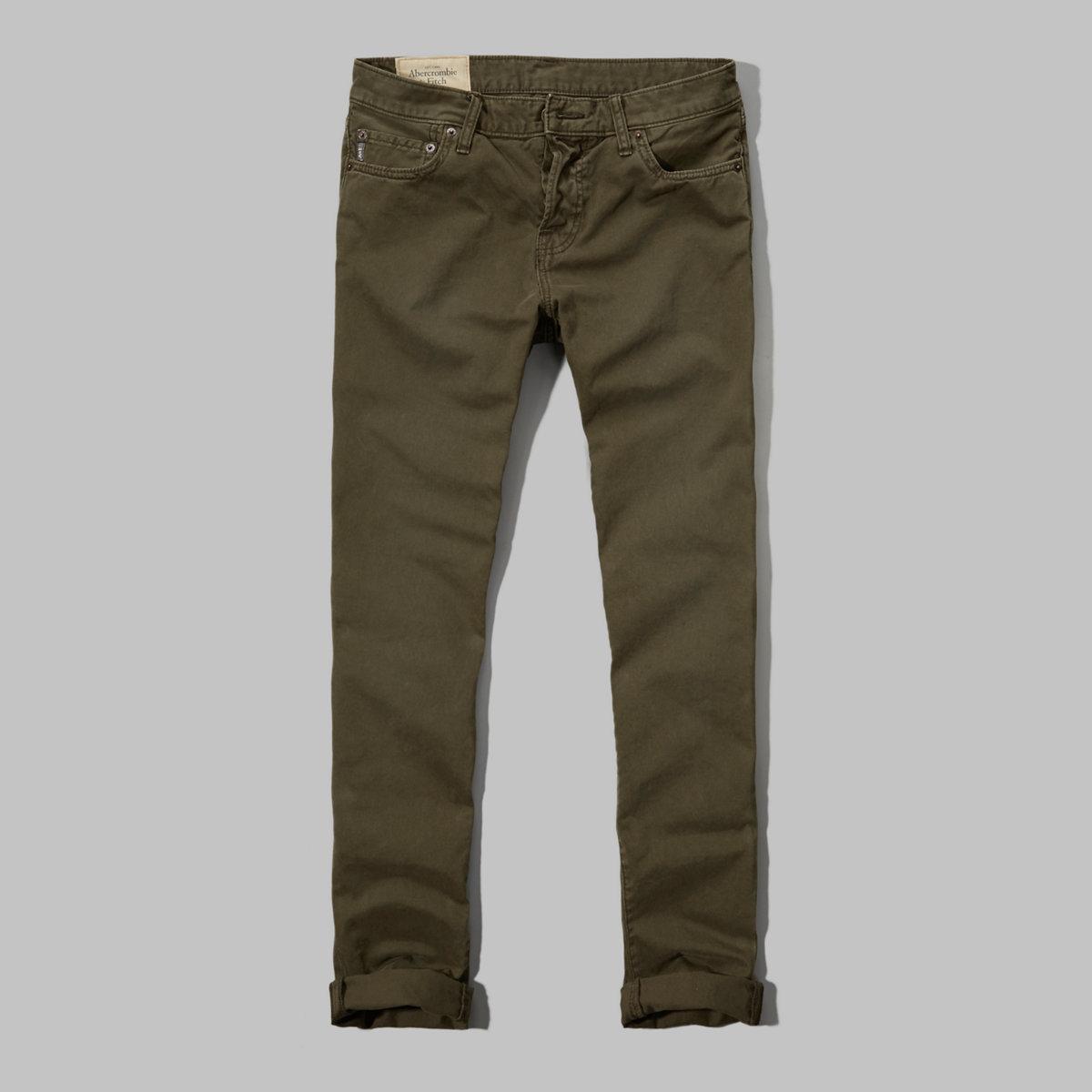 A&F Skinny Pants