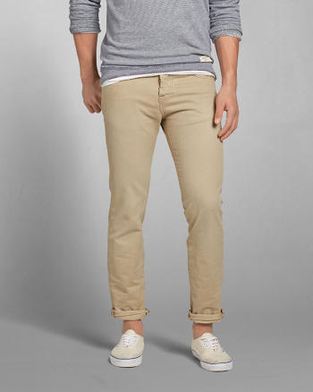 ANF A&F Skinny Pants