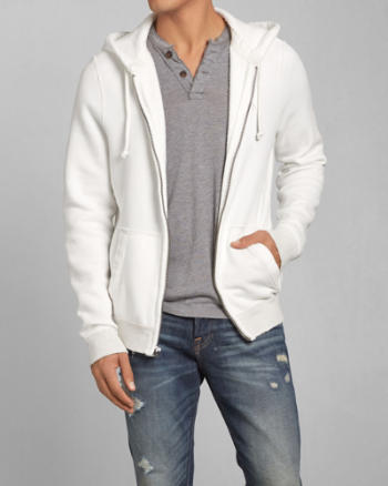 Mens Icon Full Zip Hoodie