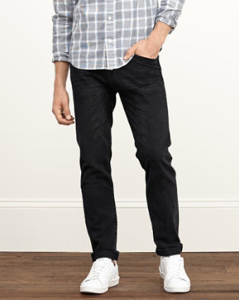 ANF Classic Taper Jeans
