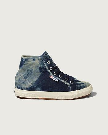 ANF Superga JNSW High-Top Sneaker