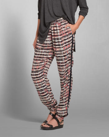 Womens Jessa Drapey Pants