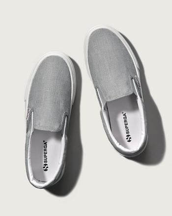 ANF Superga Linu Slip-On Sneaker