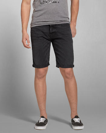 ANF A&F Classic Fit Denim Shorts