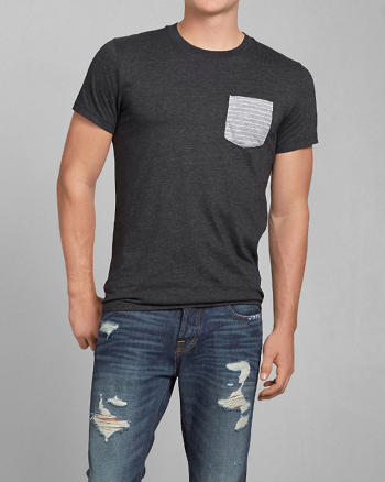 ANF Haystack Mountain Pocket Tee
