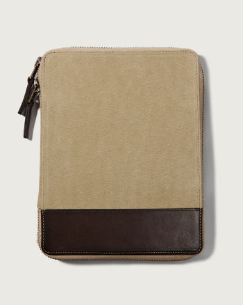Mens iPad Portfolio Case