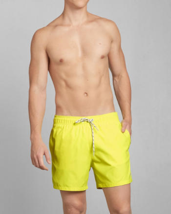 ANF A&F Campus Fit Swim Shorts
