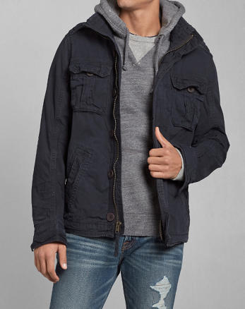 ANF Flagstaff Mountain Jacket