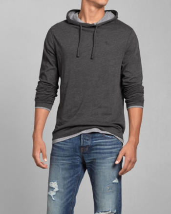 ANF Cellar Mountain Layer Hoodie