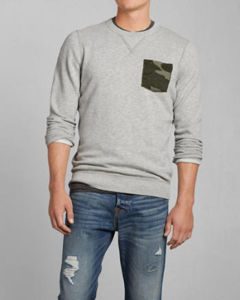 ANF Northside Trail Sweatshirt