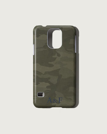 Mens Camo Phone Case