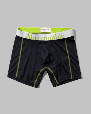 ANF A&F Active Knit Boxer Briefs