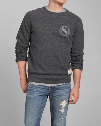 ANF Jay Range Hoodie Sweatshirt
