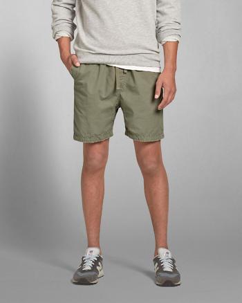 ANF A&F Jogger Shorts