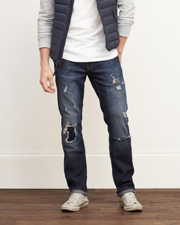 Mens Skinny Everyday Stretch Jeans