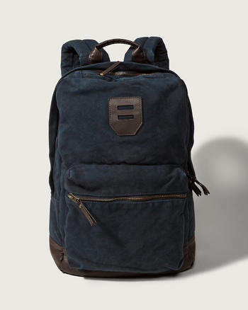 ANF Canvas Backpack