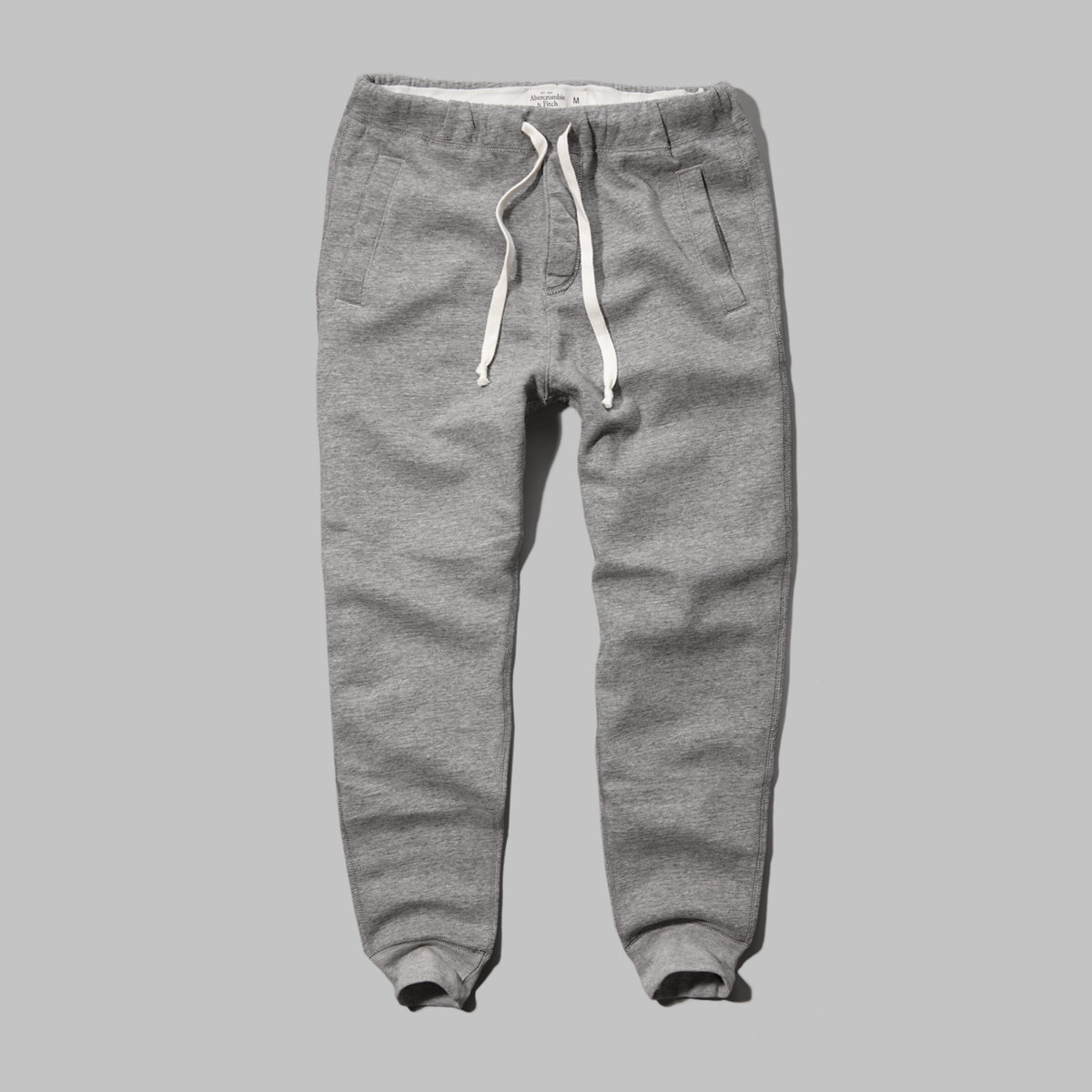 A&F Cuff Jogger Sweatpants