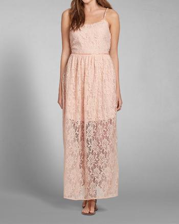 ANF Lace Maxi Dress