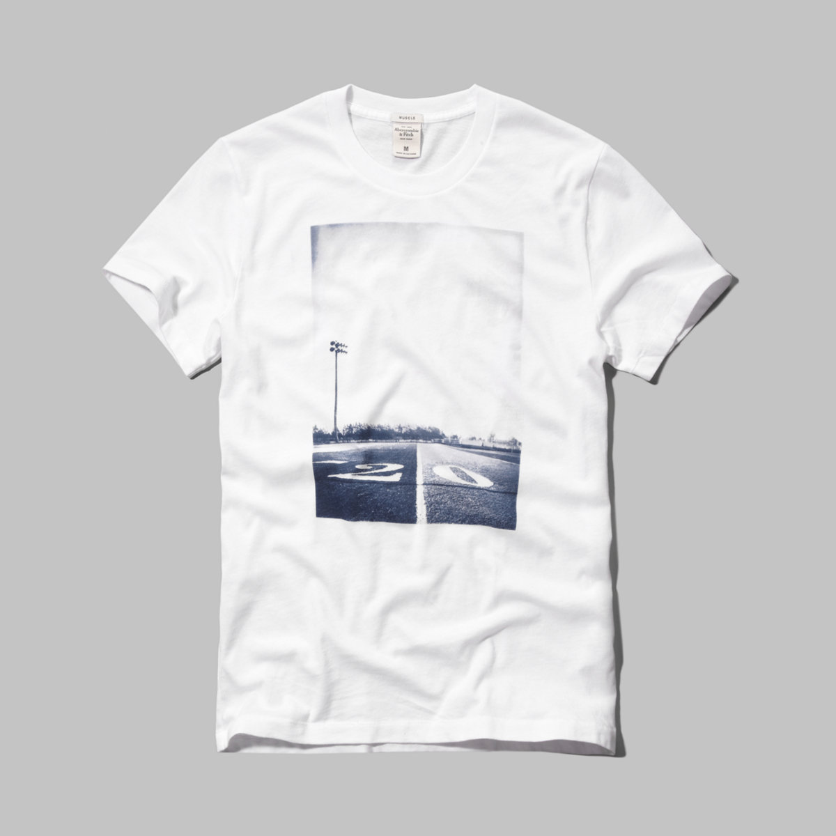 Track Photoreal Graphic Tee