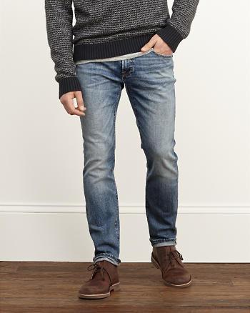 ANF Skinny Everyday Stretch Jeans