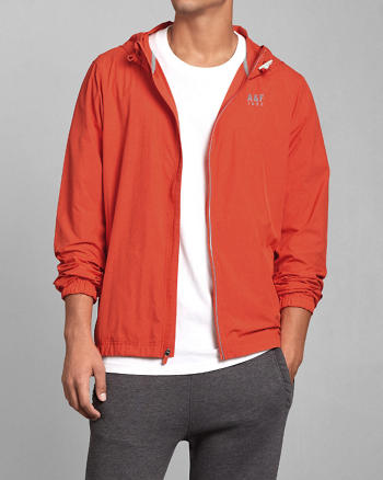 ANF A&F Active Lightweight Jacket