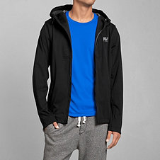 A&F Active Running Jacket